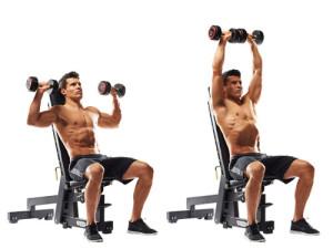 schouders trainen