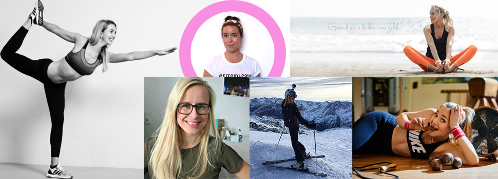 INTERVIEW: 6 beste fitness tips van bekende blogsters