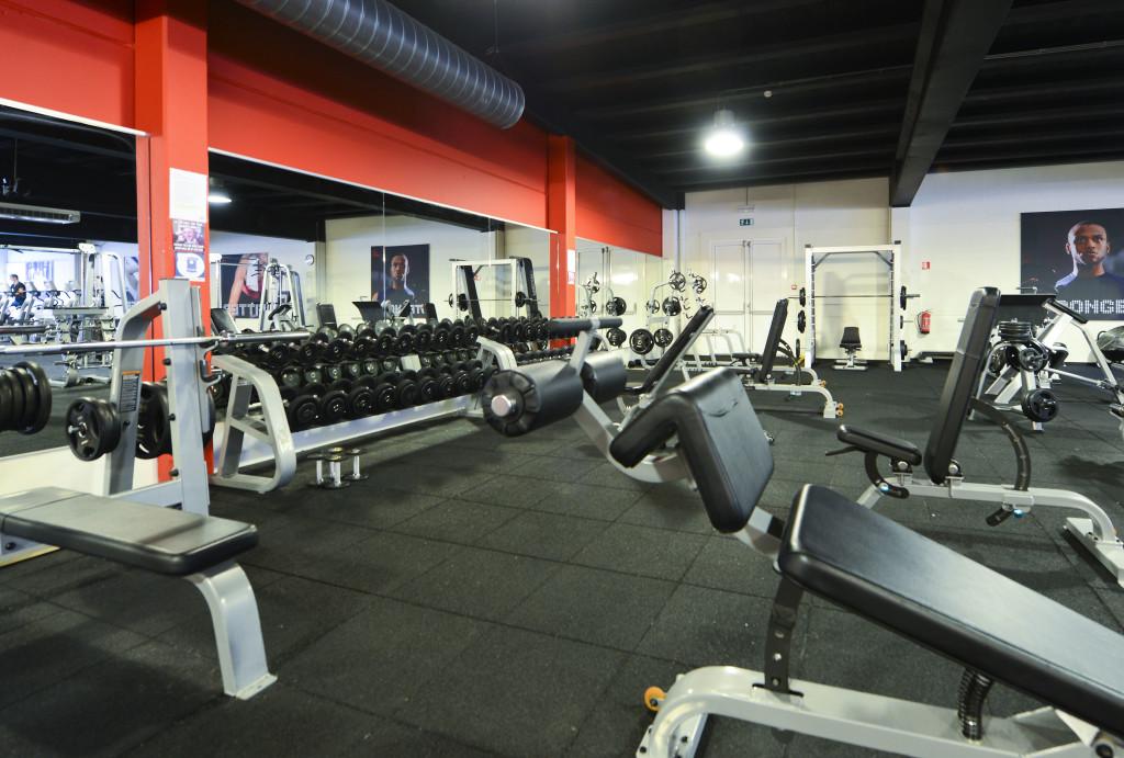 jims fitness Gent