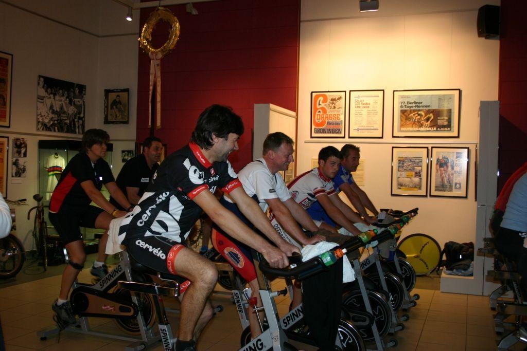 spinn in Torhout Fitness
