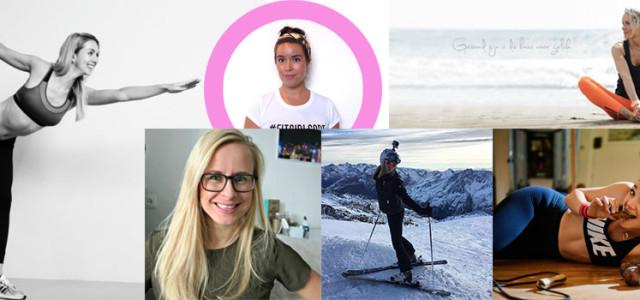 INTERVIEW: 6 beste fitness tips van bekende blogsters